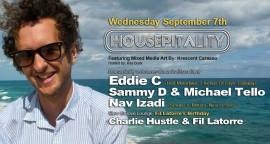 Housepitality presents Eddie C