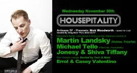 Martin Landsky at Housepitality