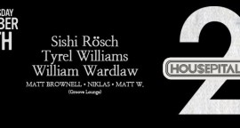 Sishi Rösch, Tyrel Williams, William Wardlaw