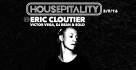 Eric Cloutier returns to Housepitality